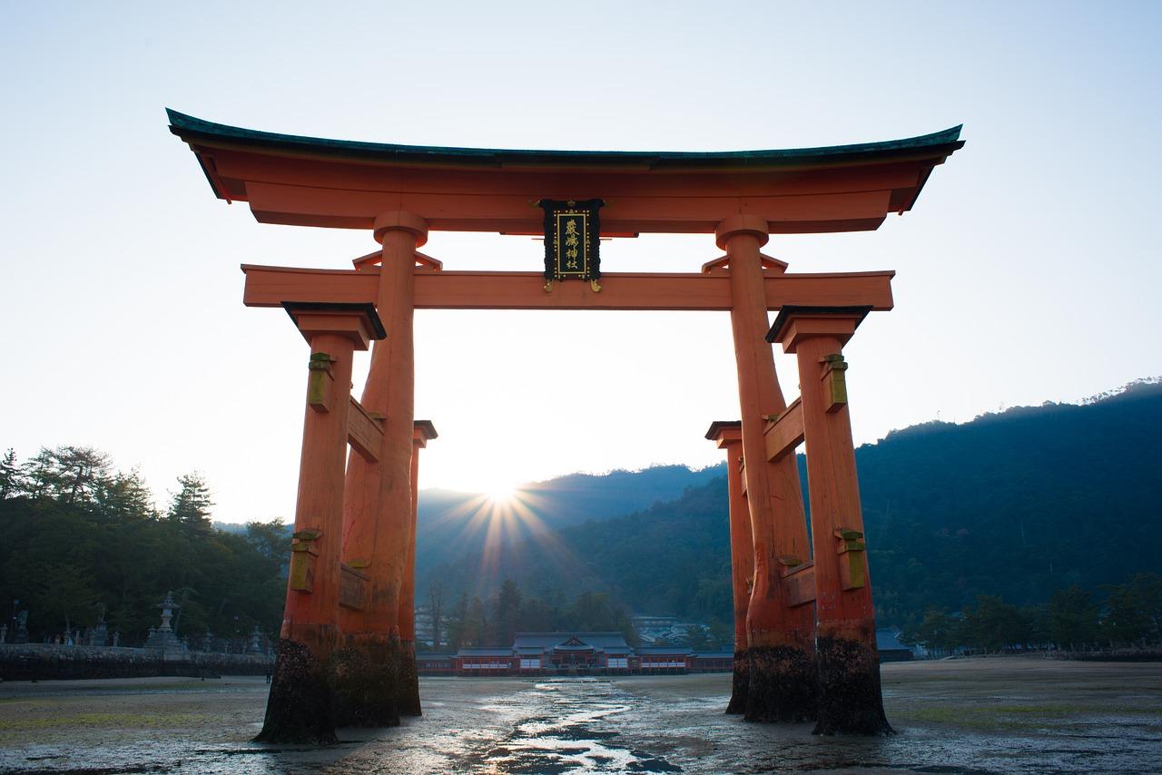 美人になれる神社(京都編と東京編)