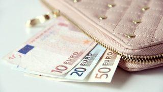 金運アップの財布の色や形と中身に入れると金銭運アップするモノ