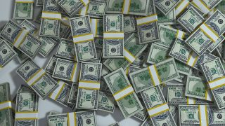 手相の財産線の見方と形別の金運(複数・長い・二股・ない)