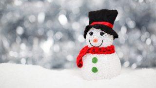 クリスマスに願いが叶うおまじない待ち受け画像