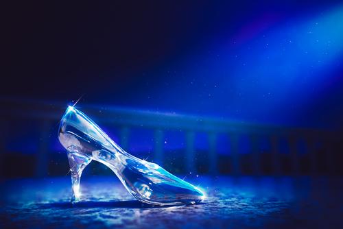 速攻でlineがくるおまじない待ち受け画像のガラスの靴