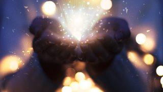 神様の奇跡が起こる前兆と奇跡が起こる待ち受け画像