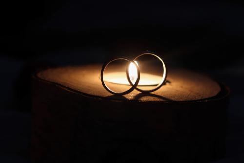 プロポーズされる待ち受け画像のペアリング