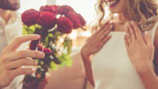 プロポーズされる強力なおまじないや待ち受け画像やジンクス
