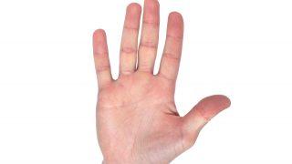 手のひらのほくろの意味や運勢!右手・左手のひらのほくろの位置で紹介