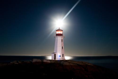 職場の人間関係を良くする灯台の画像