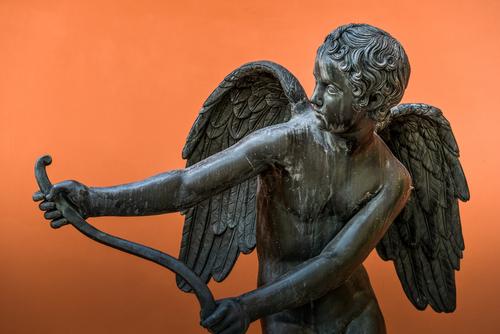 恋を叶える愛の神エロスの画像