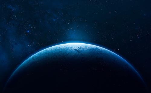 心を落ち着かせる宇宙の待ち受け画像