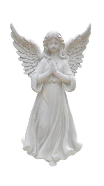 願いを叶える天使の画像