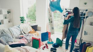 物を捨てたくなる時、断捨離したくなる時のスピリチュアルな意味は「転機の予兆」!無性に片付けたくなる時の意味と対処法